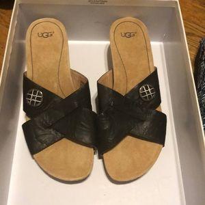 Wedge Sandals NWOT